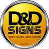 D&D Signs Whangarei (Formerly Dudley & Dennis Signwriters)